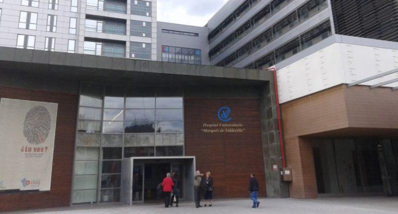 Valdecilla y los otros tres hospitales de la sanidad pública cántabra acogerán las concentraciones de UGT, CCOO y CSIF