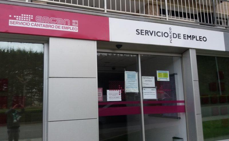 El paro volvió a incrementarse en Cantabria el pasado mes de noviembre