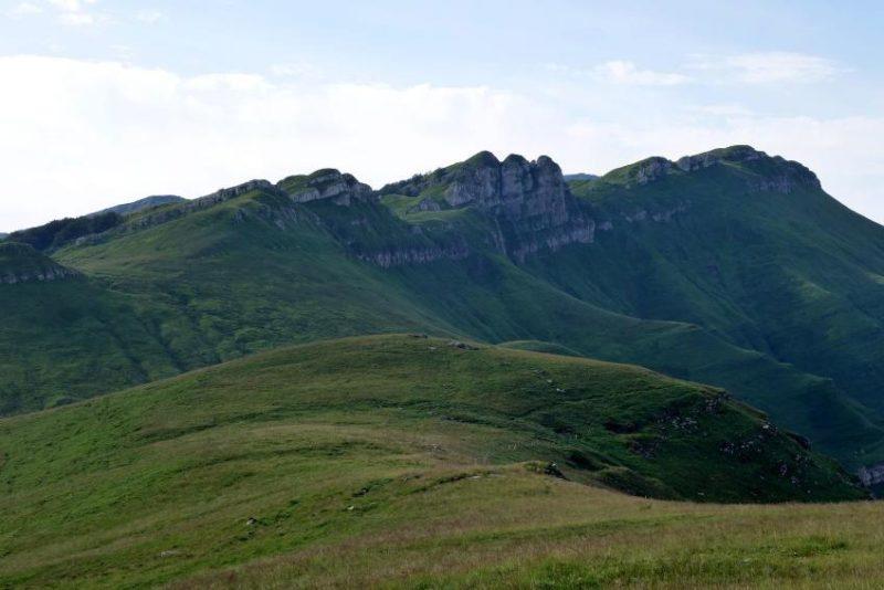 La marcha de montaña a Los Picones de Sopeña será el 13 de abril