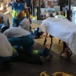 Todos los accidentes laborales mortales de este año se distribuyen entre la construcción (3 siniestros) y los servicios (6)