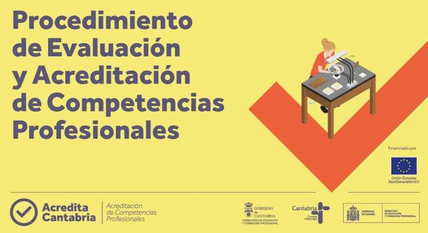 UGT respalda un nuevo sistema de evaluación y acreditación de las competencias profesionales en Cantabria más ágil y eficaz