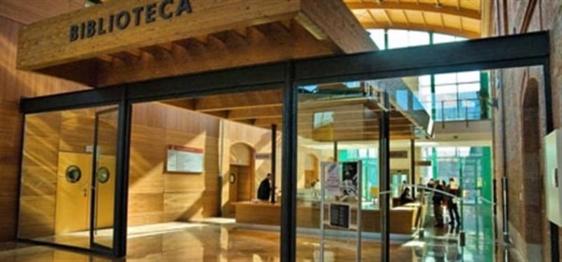 Biblioteca Central de Cantabria, que reabre sus puertas al público este lunes 11 de mayo