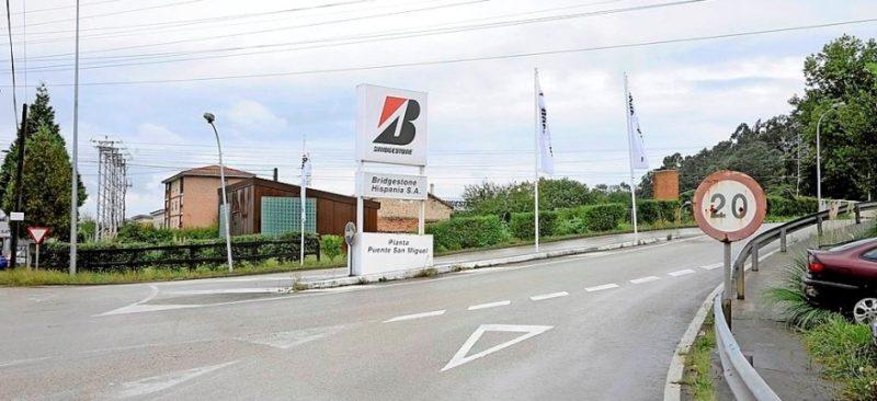 UGT prevé convocar una nueva huelga de una semana en Bridgestone