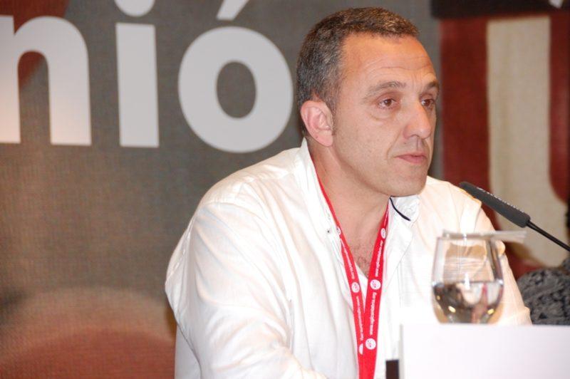 El Comité Regional que se celebra mañana es el tercero presidido por Mariano Carmona como secretario general en Cantabria