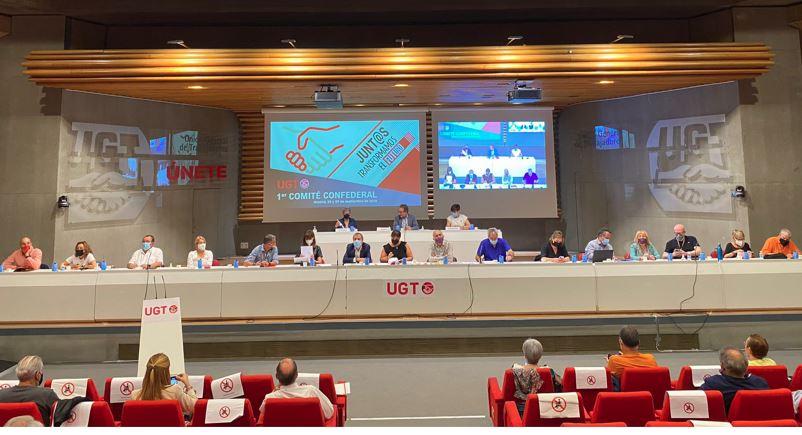 UGT considera positivo y una buena noticia para el empleo la prórroga de los ERTE hasta el 28 de febrero de 2022