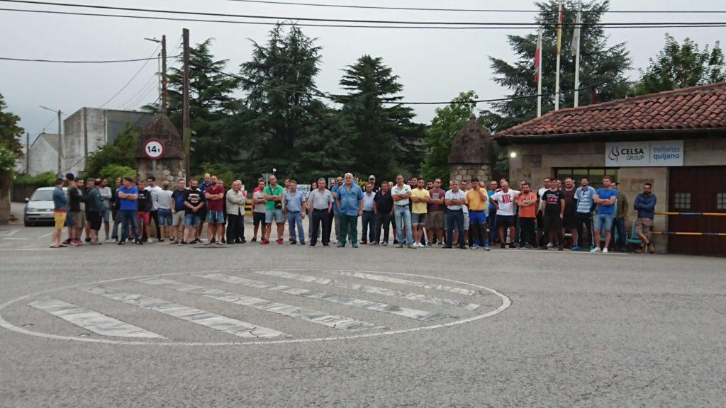 Habrá huelga general indefinida desde el 4 de agosto en Global Special Steel Products