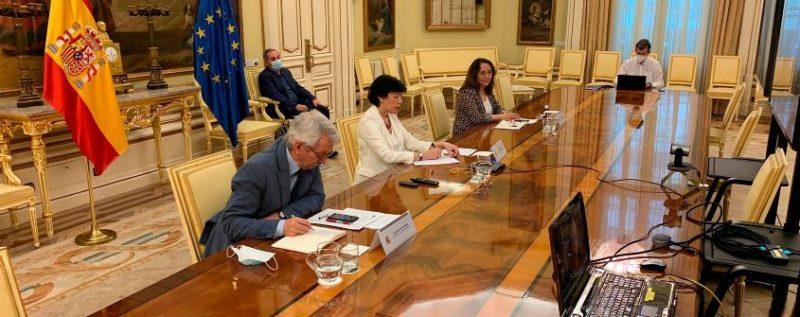 El curso 2020-21 y las medidas que conllevará se debatieron y aprobaron en la Conferencia Sectorial de Educación con las CCAA presidida por la ministra Isabel Celaá