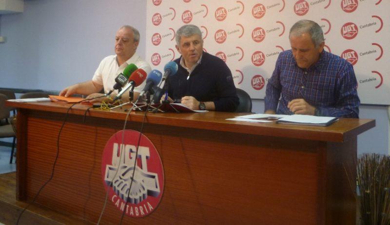UGT emprendió en mayo una campaña en Cantabria para garantizar los derechos laborales y sociales en las contrataciones públicas