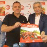 Una de las cinco marchas nacionales de UGT y CCOO en defensa de las pensiones públicas saldrá de Cantabria este sábado