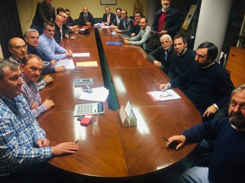 Firma del nuevo convenio colectivo regional del transporte de viajeros por carretera de Cantabria
