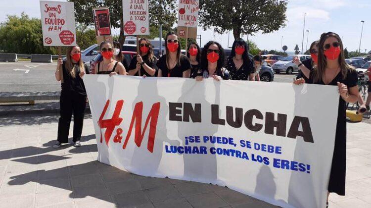 Toda la plantilla en Cantabria ha secundado los seis días de huelga convocados por UGT