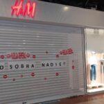 Este sábado 22 de mayo proseguirá la huelga en el establecimiento de H&M en Cantabria