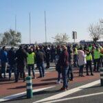 El principio de acuerdo se cierra en el sexto día de huelga general