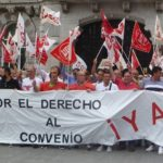 La plantilla aceptó el preacuerdo de convenio colectivo, con lo que se desconvoca los 14 días de huelga