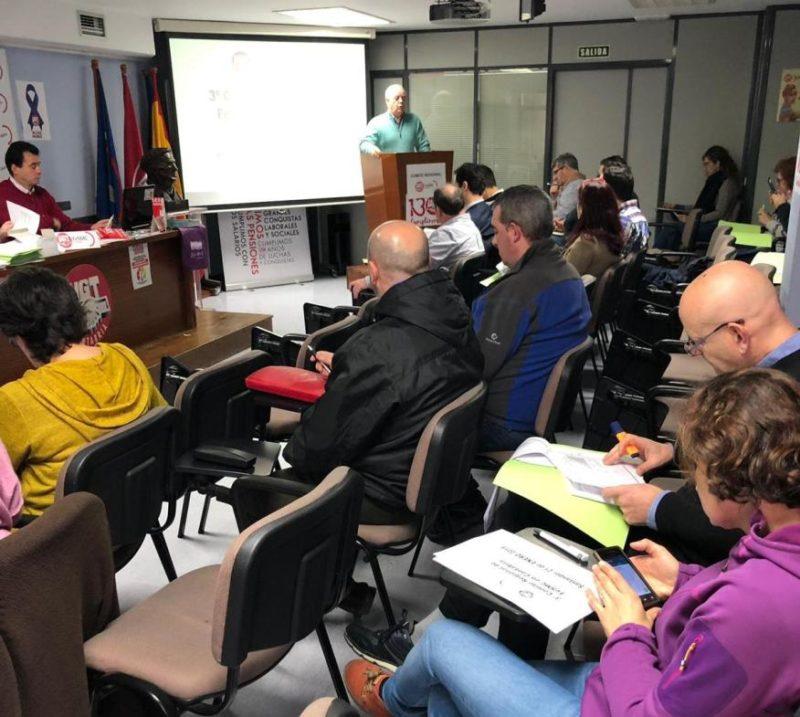 """FeSMC-UGT de Cantabria asocia el despido colectivo de Vodafone a """"la incapacidad demostrada y reiterada"""" de sus dirigentes en España"""