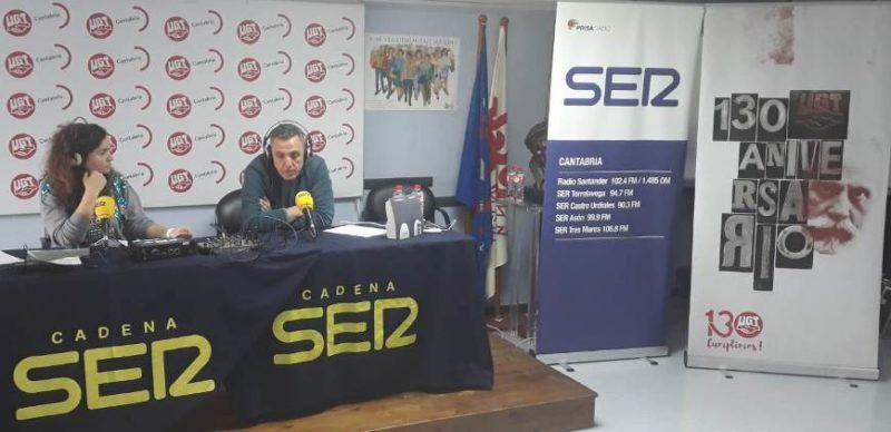 Mariano Carmona, durante su intervención en la jornada sobre la transición energética