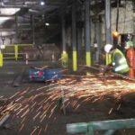 La industria con más empleo en Cantabria, la siderometalúrgica, registró más de un 95% de contratos temporales en 2020