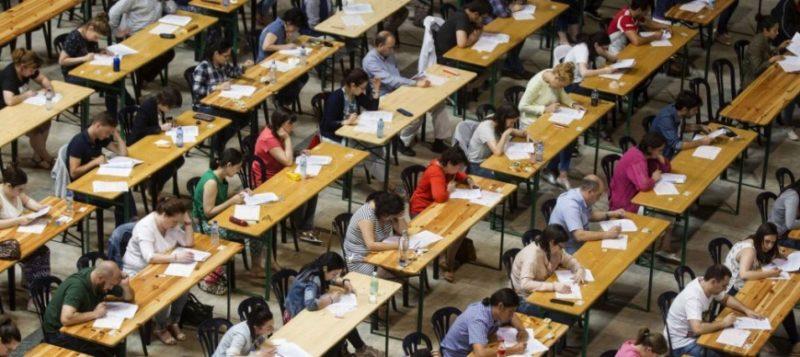 Los sindicatos exige un sistema transitorio de acceso a la enseñanza pública que permita reducir la interinidad de los docentes