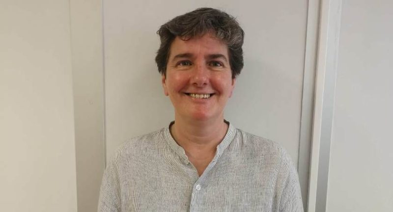 Mónica Calonge, responsable de Medio Ambiente de UGT en Cantabria