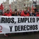 Los sindicatos de la AGE destacan que desde 2010 la AGE ha perdido en Cantabria un 13% de sus empleos
