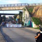 Manifestación de Sniace del pasado viernes 18 de septiembre en Torrelavega