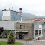 Fábrica de Nestlé en La Penilla
