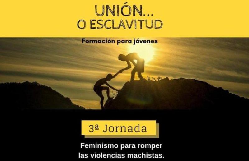OJUCA organiza mañana la jornada «Feminismo para romper las violencias machistas»