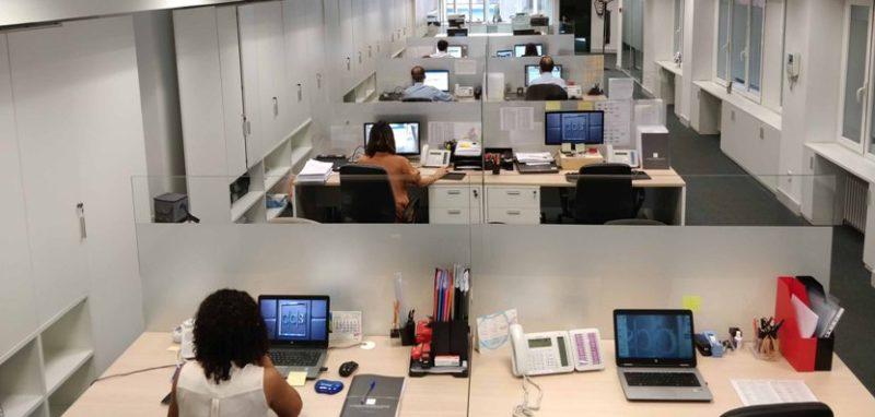 El convenio de Oficinas y Despachos burgalés se aplica en Cantabria porque no se dispone de uno regional propio