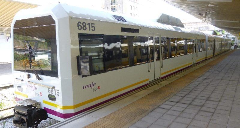 RENFE ha suprimido gran parte de sus conexiones ferroviarias en Cantabria tras finalizar el Estado de Alarma por el coronavirus