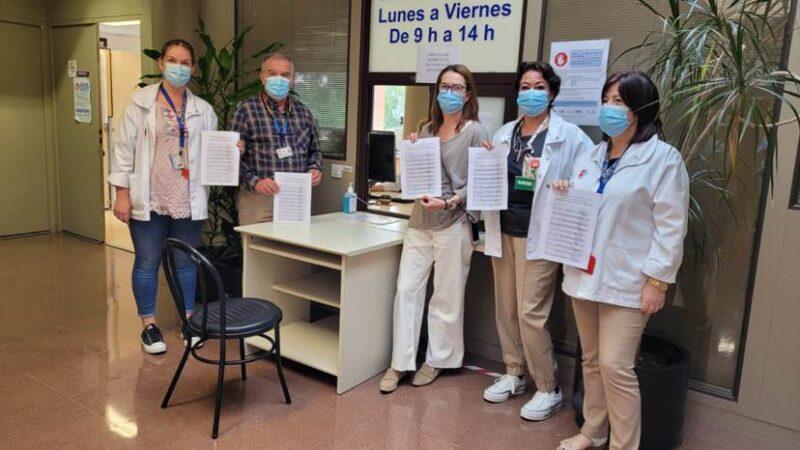 La Junta de Personal de Sierrallana y Tres Mares pide a Sanidad que acabe con el ninguneo de la Gerencia a su labor sindical