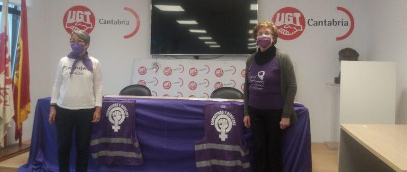 La Comisión 8 de Marzo conmemorará el Día de las Mujeres con una concentración en el Ayuntamiento de Santander con aforo limitado