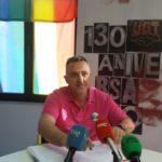 Carmona, en la rueda de prensa previa a la celebración del Comité Regional de UGT en Cantabria