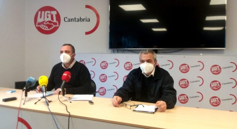 UGT y CCOO se movilizan este 11 de febrero en Cantabria para recuperar el diálogo social en las grandes cuestiones pendientes