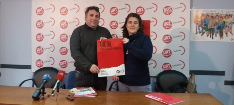 UGT critica el nulo interés del consejero de Educación en la mesa de negociación de la enseñanza concertada en Cantabria