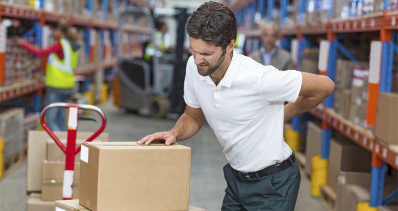 Muchos accidentes laborales sin baja, principalmente asociados a trastornos músculo esqueléticos, deberían de ser declarados con baja laboral