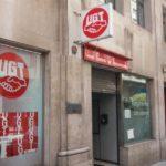 La sede de UGT en Santander reanudará la atención presencial el lunes 3 de agosto