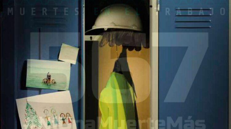 """El contador de la vergüenza de la campaña de UGT """"Ni una muerte más"""" suma ya 106 fallecidos en accidente de trabajo en España en lo que va de año"""