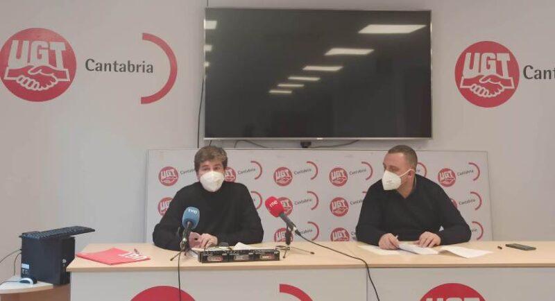 UGT inicia un estudio sobre las necesidades de Cantabria para una transición justa porque «ya vamos tarde en este reto»