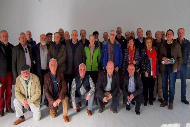 Miembros del Comité Regional de la UJP-UGT de Cantabria