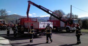 """UGT y CCOO consideran """"nefasta"""" la gestión del servicio de emergencias de bomberos del 112"""