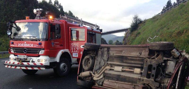 UGT denuncia al SEMCA por poner en riesgo la salud de los bomberos en operaciones con positivos de Covid