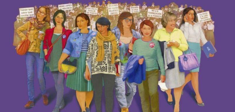 La brecha salarial de género se reduce en Cantabria y se sitúa en un 22,56% y 5.179 euros anuales, la más baja desde 2009