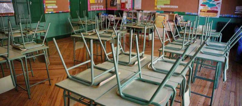 La Consejería de Educación cántabra no ha facilitado EPIs ni ha contado con los delegados de prevención para la reapertura de los centros educativos este lunes 11 de mayo