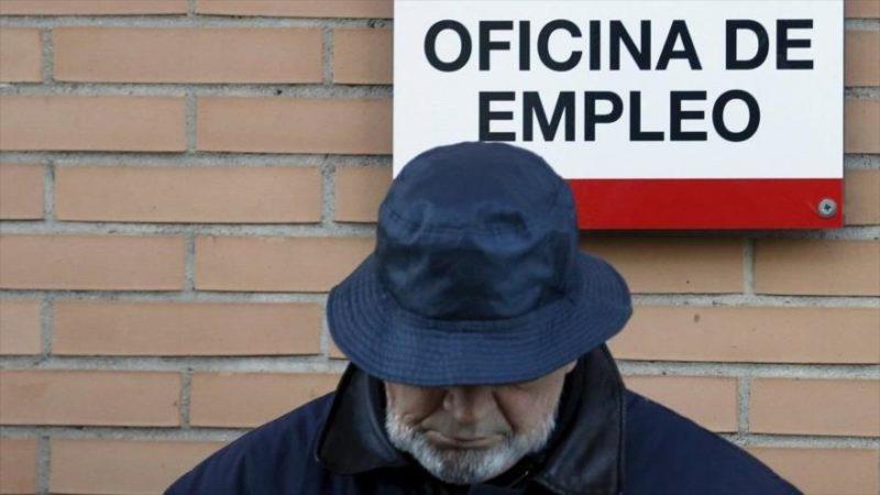 Cantabria fue la autonomía donde más subió el desempleo en diciembre y la que acumula el menor descenso del paro en comparación a un año en toda España