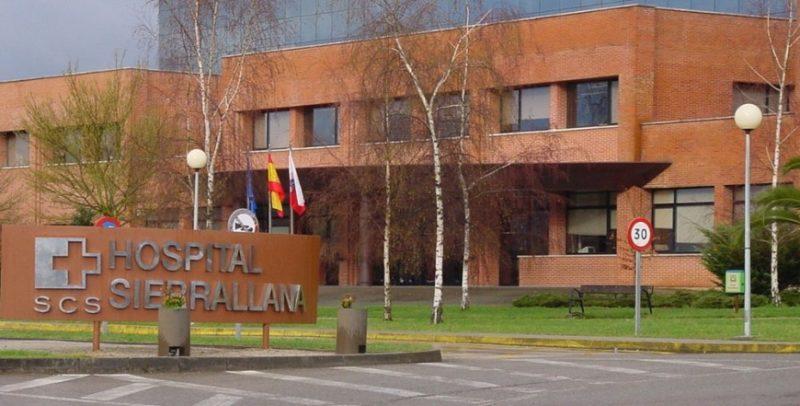 Las obras del aparcamiento del hospital torrelaveguense no incluyen alumbrado