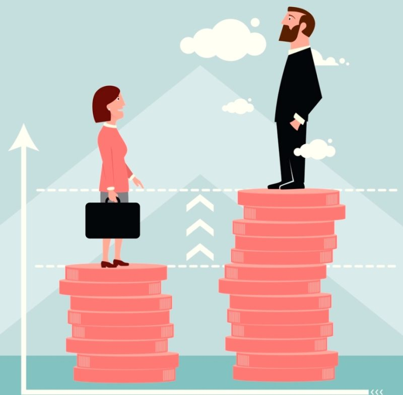 Cantabria lidera la brecha salarial de género nacional con un 28,9% y supera los 7.300 euros anuales menos en las mujeres