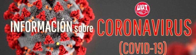 imagen de un coronavirus