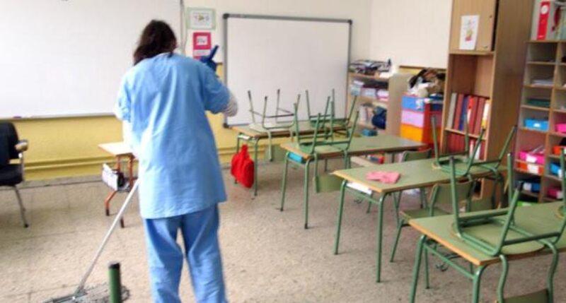 Muchos trabajadores y trabajadoras que prestan sus servicios en la enseñanza pública no podrán ejercer su derecho a la huelga