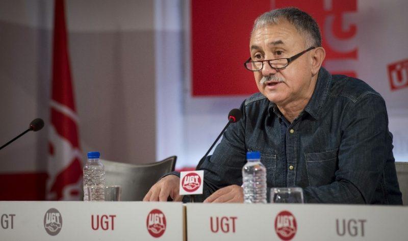 UGT exige unos PGE de 2018 que apueste por las políticas sociales