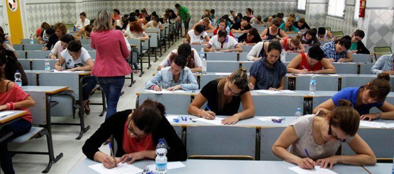 Los sindicatos critican un nuevo sistema de oposiciones docentes que condenará a los interinos al desempleo o a la precariedad laboral